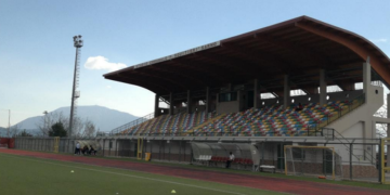 Stadio Squitieri di Sarno ph Sarnese SSD