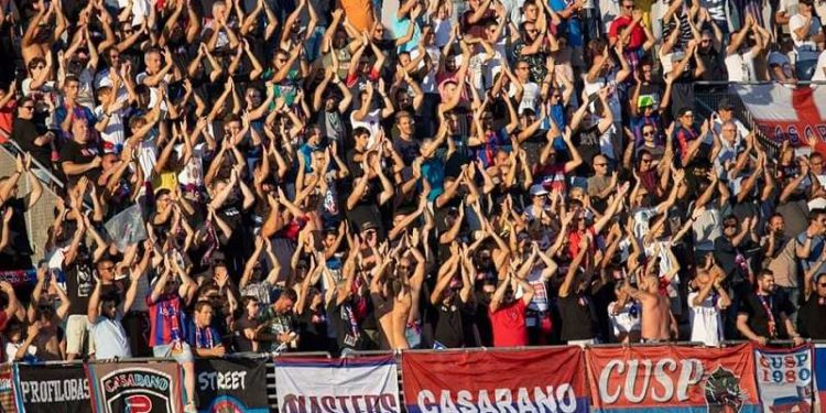 Tifosi Casarano ph Casarano Calcio