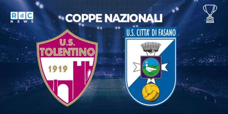 Tolentino Fasano Coppa
