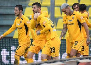 Ascoli esultanza ph Ascoli Calcio 1898