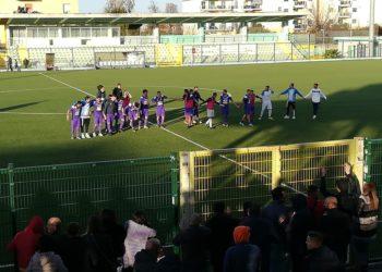 Esultanza Casoria ph Casoria Calcio