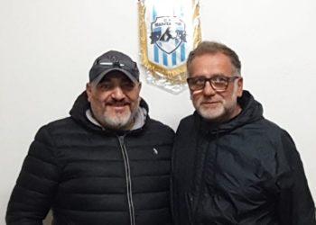 Gennaro Di Napoli e Salvatore De Cesare ph U.S. Marcianise