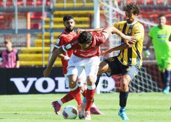 Iemmello Di Gennaro Perugia Juve Stabia ph AC Perugia