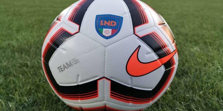 Pallone Serie D 2019 2020 ph LND