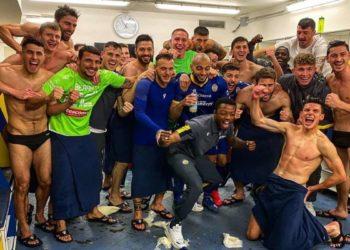 Ph Hellas Verona, festa vs Juve