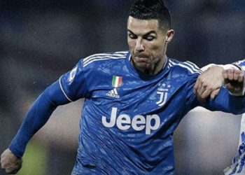 Ph Juventus, Ronaldo vs SPAL