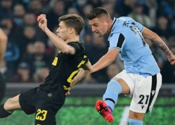 Ph Lazio, Milinkovic Savic vs Inter
