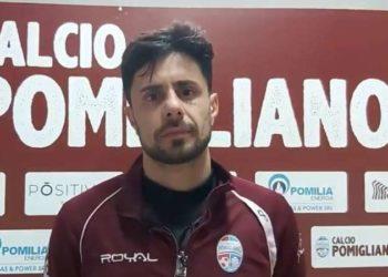Giovanni Grieco ph Pomigliano Calcio