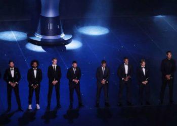 Ph Fifa.com, Top 11 mondiale