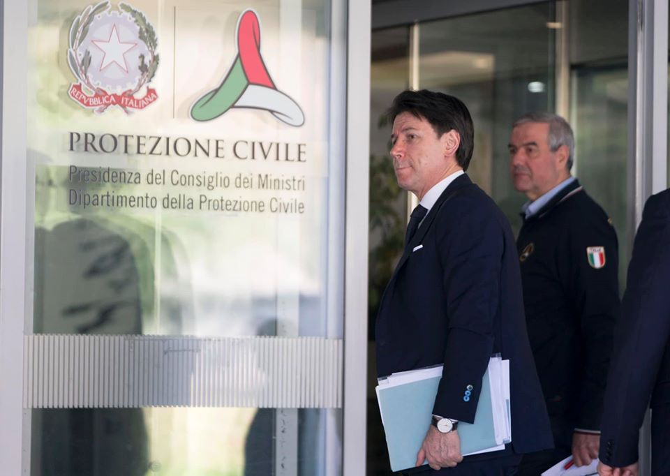 ph Giuseppe Conte