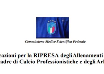 Ph Protocollo FIGC