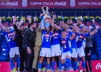 Napoli Campione Coppa Italia 2020