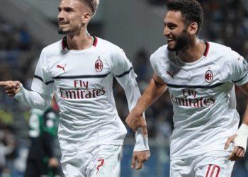 Ph AC Milan, Castillejo e Calhanoglu