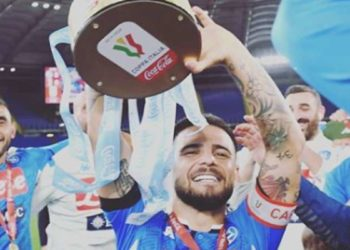 Ph Official Instagram Lorenzo Insigne Coppa