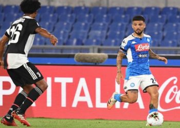 Ph SSC Napoli, vs Juventus finale Coppa Italia