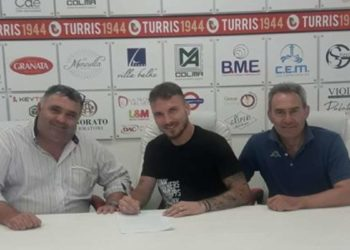 Ph Turris, Fabio Longo firma Serie C