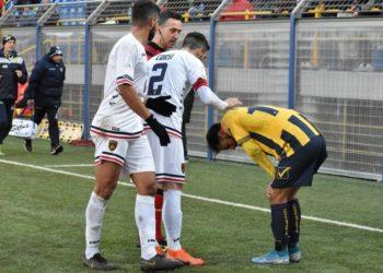 Corsi e Canotto ph Antonio Gargiulo S.S. Juve Stabia