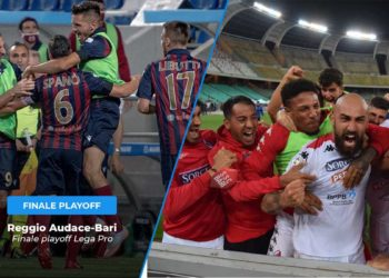 Finale playoff Lega Pro, Reggio Audace-Bari
