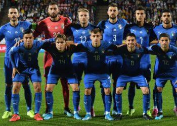 Nazionale Italiana ph FIGC