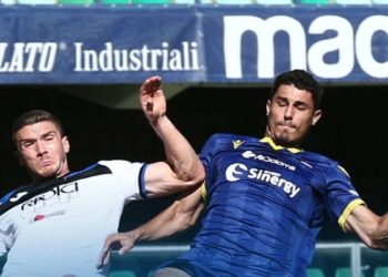 Ph Atalanta, Gosens vs Hellas Verona
