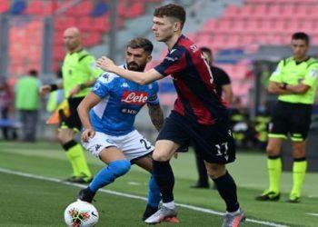 Ph Bologna, Skov Olsen vs Napoli