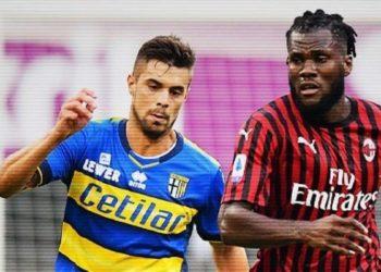 Ph Parma vs Milan, Kessie
