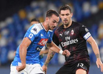 Ph SSC Napoli, Fabian Ruiz vs Romagnoli