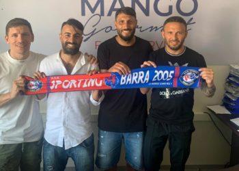 Ph Sporting Barra, Improta e Caccia