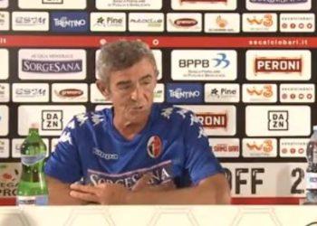 Gaetano Auteri ph SSC Bari