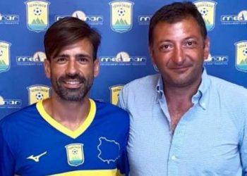 Gianluca Saurino ph SSD Ischia Calcio