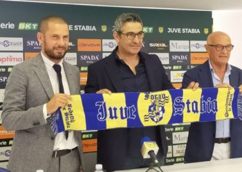 Pasquale Padalino Juve Stabia ph Il Resto del Calcio