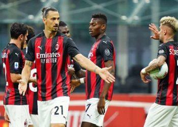 Ph AC Milan, Ibra e Castillejo