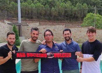Ph Buccino Volcei, calciomercato
