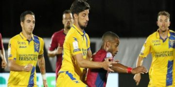 Ph Frosinone, vs Cittadella playoff