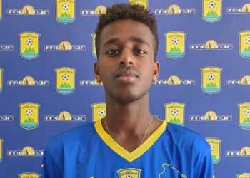 Yigrem D'Antonio ph Ischia Calcio