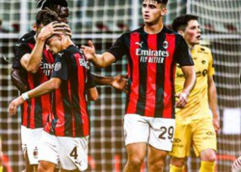 Ph AC Milan, vs Bodo Glimt