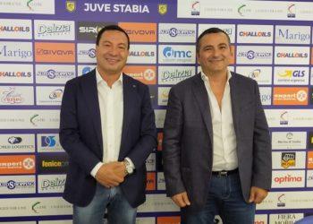 Andrea e Giuseppe Langella Juve Stabia ph Il Resto del Calcio