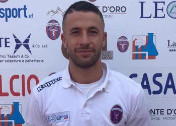 Gianluca Sansone ph Casarano Calcio