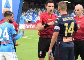 Ph Genoa, vs Napoli