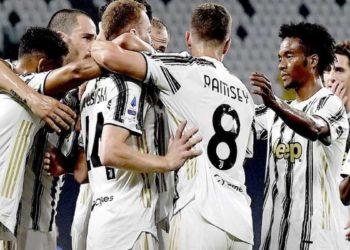 Ph Juventus, Kulusevski gol vs Sampdoria