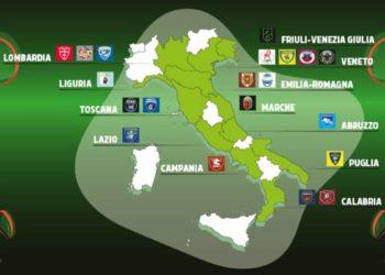 Ph Serie B, stagione 2020 2021