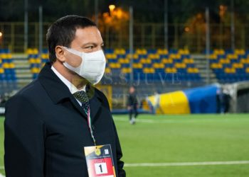 Andrea Langella ph Antonio Gargiulo S.S. Juve Stabia
