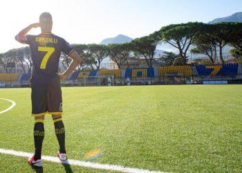 Capitan Mastalli ph Antonio Gargiulo S.S. Juve Stabia