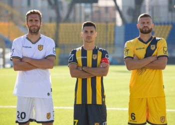 Divise Juve Stabia 2020-21 ph S.S. Juve Stabia