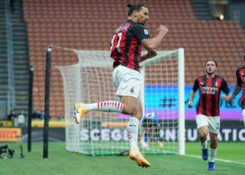 Ph AC Milan, Ibrahimovic vs Inter