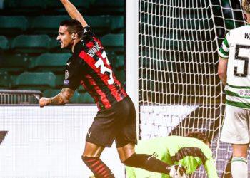 Ph AC Milan, Krunic vs Celtic