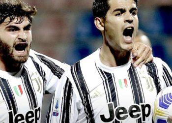 Ph Juventus, Morata vs Crotone
