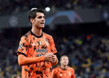 Ph Juventus, Morata vs Dinamo Kiev