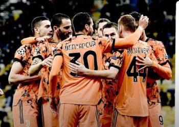 Ph Juventus vs Dinamo Kiev