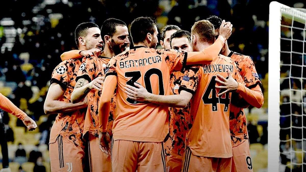 Dinamo Kiev vs Juventus EN VIVO por la primera fecha de la ...  |Dinamo Kiev- Juventus